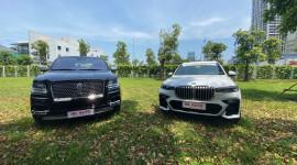 Khủng long Mỹ - Đức: Chọn Lincoln Navigator hay BMW X7 tầm giá trên 7 tỷ?