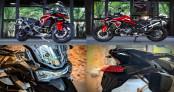 Cận cảnh Triumph Tiger 900 GT Pro 2020 có giá từ 469 triệu đồng