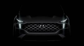 'Nhá hàng' Hyundai Santa Fe 2021, hơn cả một bản nâng cấp