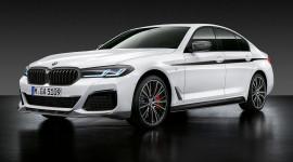 BMW 5-Series 2021 ra mắt, khởi điểm từ 54.200 USD