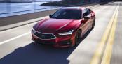 Acura TLX 2021 trình làng, thách thức BMW 3-Series