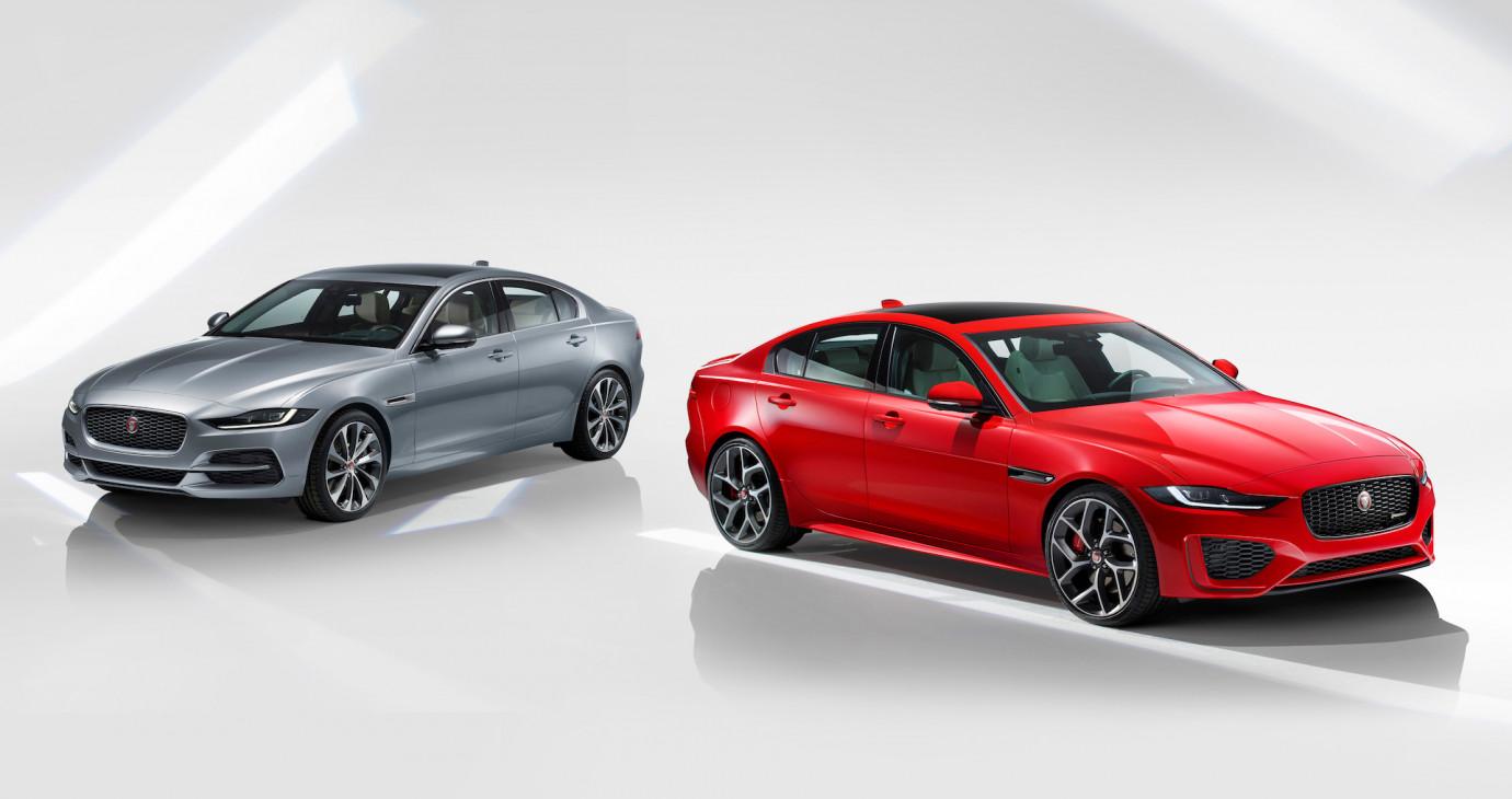 Jaguar XE 2020: Tái định nghĩa sedan thể thao hạng sang