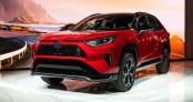 Toyota RAV4 Prime 2021 chốt giá từ 38.100 USD