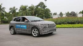 Ô tô điện VinFast sắp ra mắt lên báo nước ngoài