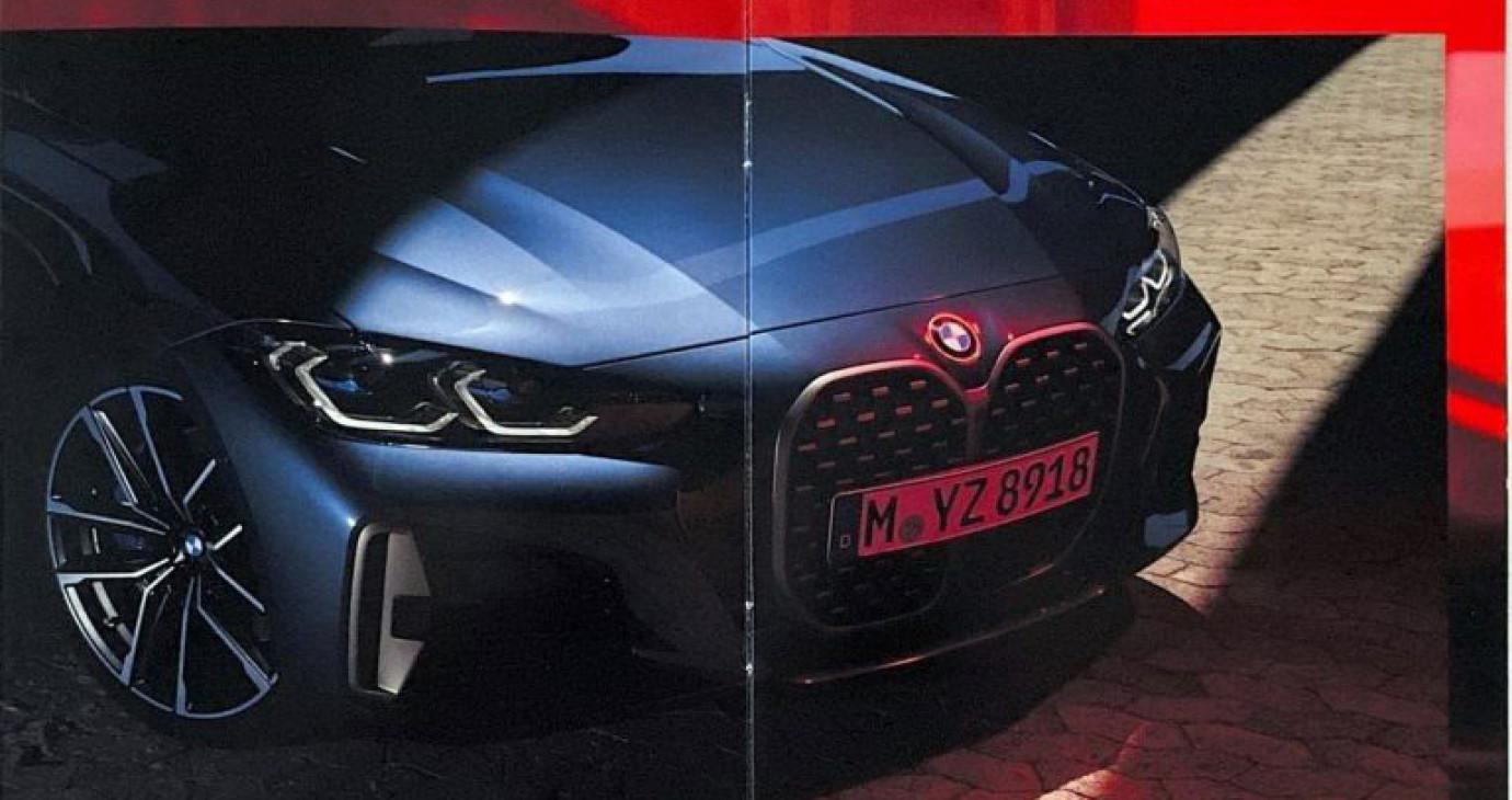 BMW 4-Series Coupe 2021 lộ 'ảnh nóng' trước giờ ra mắt