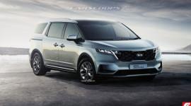 Kia Sedona 2021 sắp ra mắt, hứa hẹn khuấy động phân khúc MPV