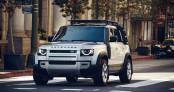 Land Rover Defender trở lại Mỹ sau 23 năm vắng bóng