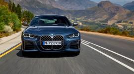 BMW 4 Series Coupe 2021 ra mắt với diện mạo táo bạo, giá từ 46.595 USD