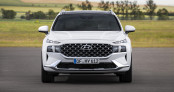 Hyundai Santa Fe 2021 CỰC ĐẸP, như đàn anh Palisade