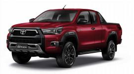 Toyota Hilux 2021 ra mắt với nhiều nâng cấp, thách thức Ford Ranger