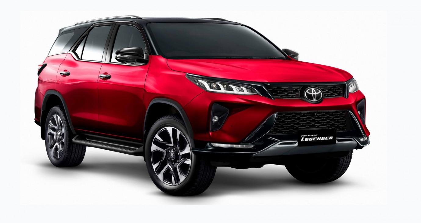 Toyota Fortuner 2021 - PHẢ HƠI NÓNG lên Ford Everest và Hyundai Santa Fe
