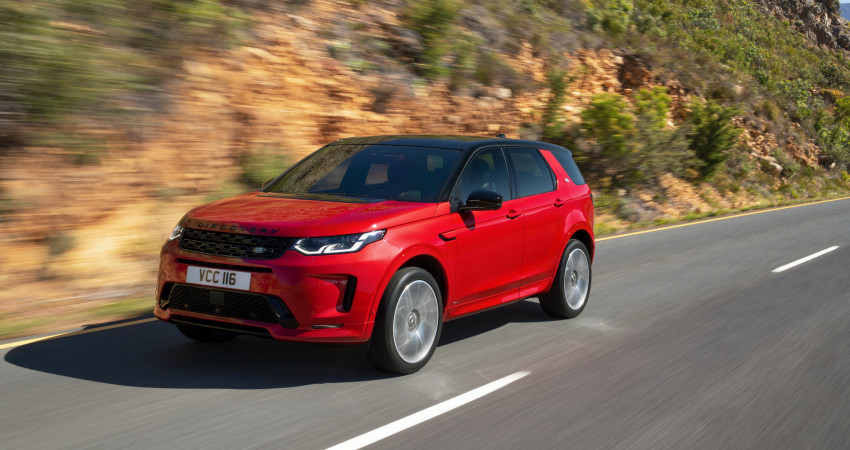 Jaguar XE và Land Rover Discovery Sport mới sẽ ra mắt trong tháng 6
