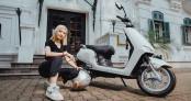 Xe máy điện YADEA BuyE ra mắt, giá 21,99 triệu đồng