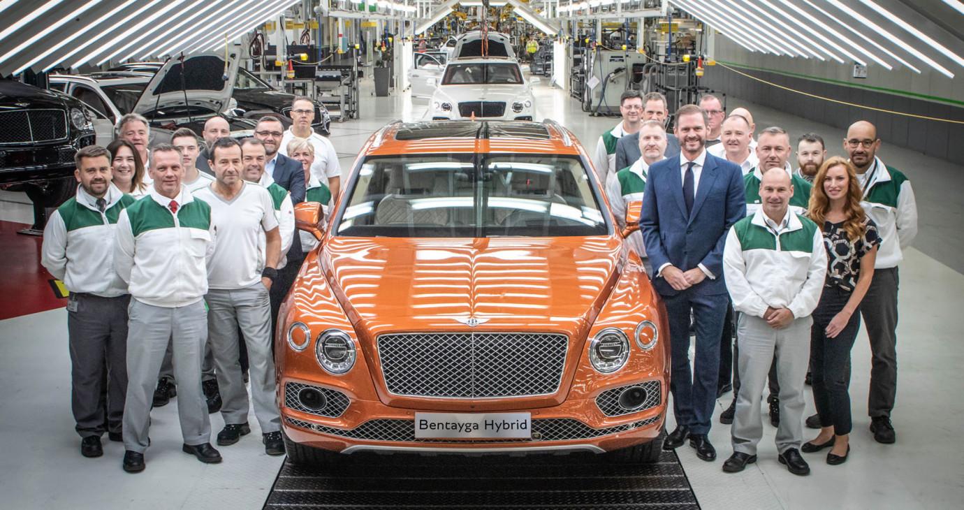 Bentley cắt giảm 25% nhân công hậu Covid-19