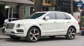 Bentley Bentayga cán mốc 20.000 xe sau 4 năm ra mắt
