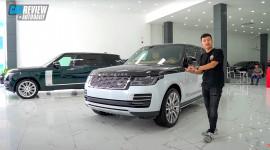 Range Rover SVAutobiography 2020 giá 13 tỷ có gì đặc biệt?