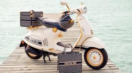 Vespa 946 Christian Dior – Kết quả hợp tác của Vespa và thương hiệu Dior