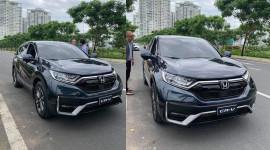 Thêm ảnh Honda CR-V 2020 sắp ra mắt tại Việt Nam