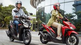 Honda Vario 2020 trình làng, thể thao hơn, giá từ 1.460 USD