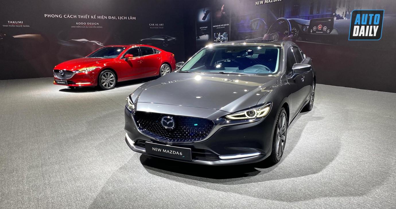 Thay đổi đầy ấn tượng, New Mazda6 2020 hứa hẹn hút khách