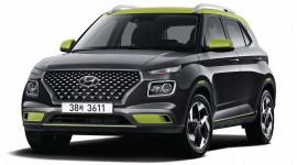 Hyundai Venue phiên bản đặc biệt trình làng: Xe cho người trẻ cá tính