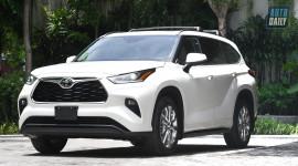 Tất tần tật về Toyota Highlander Limited 2020 đầu tiên VN giá hơn 4 tỷ