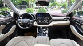 Ảnh chi tiết Toyota Highlander Limited 2020 giá hơn 4 tỷ tại Việt Nam