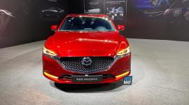 Tất tần tật về New Mazda6 2020 vừa ra mắt