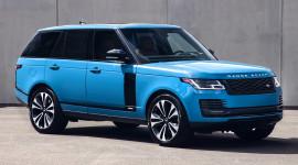 Range Rover phiên bản đặc biệt kỷ niệm 50 năm