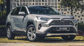 Toyota RAV4 2020 chào sân Đông Nam Á, giá từ 45.900 USD