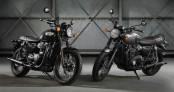 Ra mắt phiên bản Black của Triumph Bonneville T100 và T120 2020