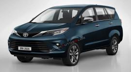 Xem trước thiết kế ngoại thất của Toyota Innova 2021 nâng cấp