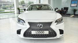 5 tháng đầu năm 2020, Lexus bán được hơn 500 xe tại Việt Nam
