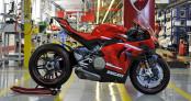 Ducati Panigale Superleggera V4 bắt đầu được sản xuất, giá từ 100.000 USD