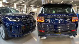 Xem trước Land Rover Discovery Sport 2020 sắp ra mắt tại Việt Nam