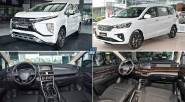 So sánh Mitsubishi Xpander AT 2020 và Suzuki Ertiga Sport 2020