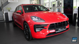 Chi tiết Porsche Macan GTS 2020 giá từ 4,31 tỷ đầu tiên tại Việt Nam