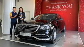 ĐỘT NHẬP showroom MẸC đắt giá bậc nhất Việt Nam