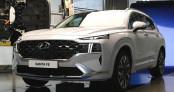 Hyundai Santa Fe 2021 ra mắt tại Hàn Quốc, giá từ 26.850 USD