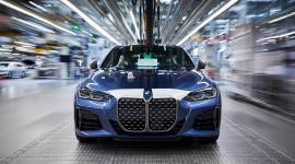 BMW 4-Series 2021 bắt đầu được sản xuất