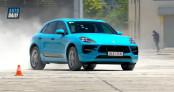 Teaser Học lái xe như một tay đua với Porsche Macan