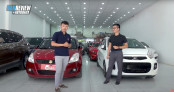 Dưới 400 triệu, mua ô tô cũ đi phố, chọn xe Nhật hay Hàn?