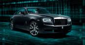 Rolls-Royce Wraith Kryptos sản xuất giới hạn 50 chiếc