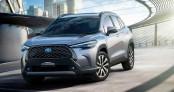 Toyota Corolla Cross 2021 chính thức ra mắt, chờ ngày về Việt Nam