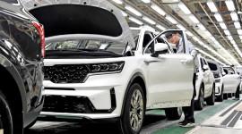 Kia Sorento 2021 bắt đầu đi vào sản xuất, đến tay khách hàng vào quý III/2020
