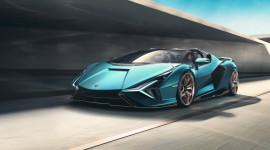 Siêu xe mui trần Lamborghini Sian Roadster ra mắt, giới hạn chỉ 19 chiếc