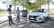 Người dùng đánh giá ƯU NHƯỢC ĐIỂM của Mitsubishi Attrage 2020