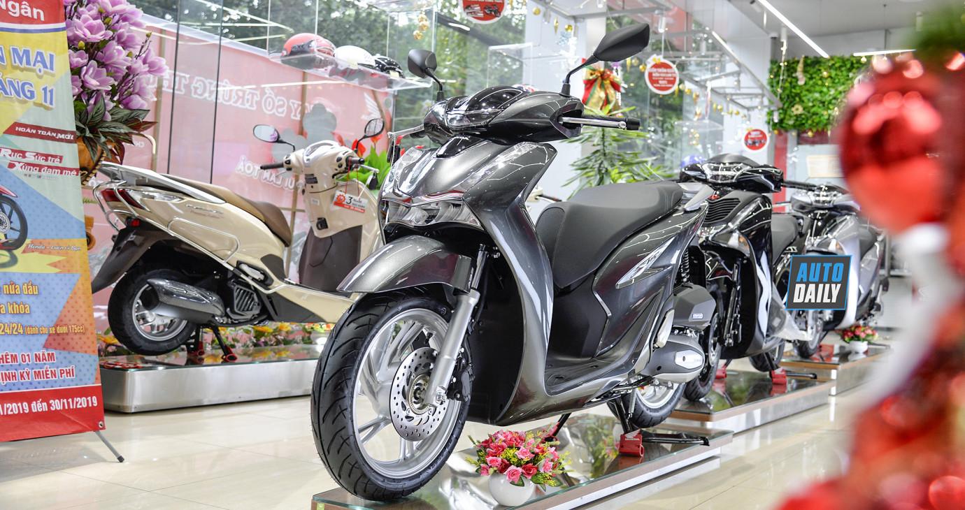 Thị trường xe máy Việt Nam giảm mạnh trong quý II/2020