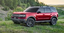 Ford Bronco Sport 2021 - SUV hoàn toàn mới giá siêu rẻ tại Mỹ, chờ về Việt Nam