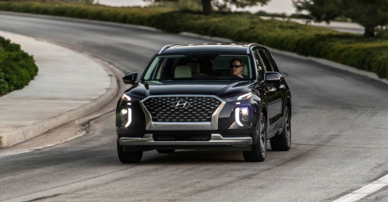 Hyundai Palisade Calligraphy 2021: Sang trọng và hiện đại hơn